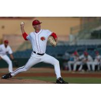 Florida Fire Frogs pitcher Walter Borkovich