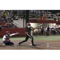 NPF Rookie of the Year Jessie Scroggins of the Chicago Bandits