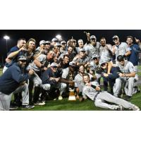 Fond Du Lac Dock Spiders, the 2018 Northwoods League Champions