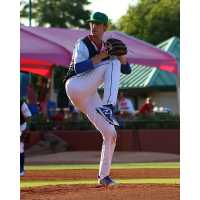 Lexington Legends pitcher Daniel Lynch