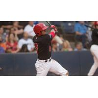 Vancouver Canadians DH Chris Bec was 2-for-3 with a solo home run and three RBI