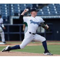 Tampa Tarpons pitcher Nick Nelson