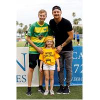 Amelia Peace and the Tampa Bay Rowdies