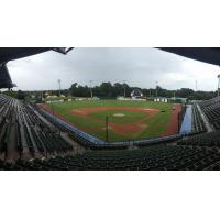 Hank Aaron Stadium, home of the Mobile BayBears