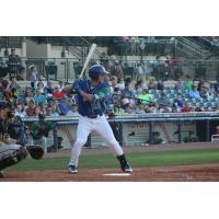Brewer Hicklen of the Lexington Legends