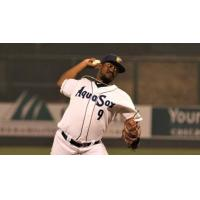 Everett AquaSox pitcher Jamal Wade