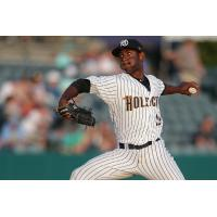 Charleston RiverDogs reliever Anderson Severino