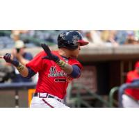 Luis Valenzuela of the Mississippi Braves