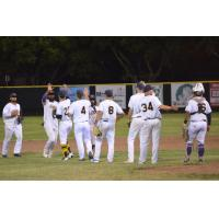 Vallejo Admirals celebrate a win