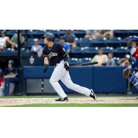 Gio Urshela of the Scranton/Wilkes-Barre RailRiders