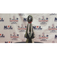 National Arena League Championship trophy