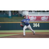 Frisco RoughRiders pitcher Joe Palumbo
