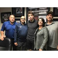 Dylan Robinson commits to the Windsor Spitfires