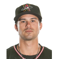 Josh Fuentes of the Albuquerque Isotopes