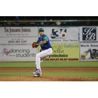 Lexington Legends pitcher Collin Snider