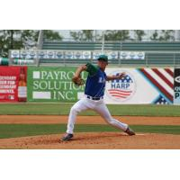 Lexington Legends pitcher Garrett Davila
