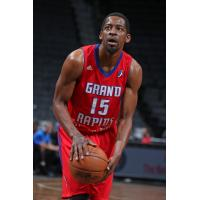 Jordan Crawford with the Grand Rapids Drive