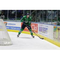 Forward Justin Kea with the Florida Everblades