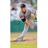 Jackson Generals pitcher Ryan Atkinson