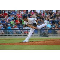 Biloxi Shuckers RHP Zack Brown