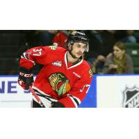 Portland Winterhawks forward Connor Barley