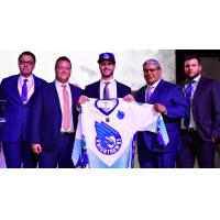 James Barclay drafted by the Rochester Knighthawks