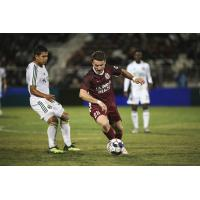 Sacramento Republic FC midfielder Jure Matjasic against Portland Timbers 2