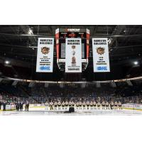 Hamilton Bulldogs unveil banners
