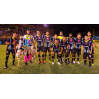 Las Vegas Lights FC's Starting XI
