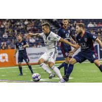 Santi Moar of Bethlehem Steel FC vs. Indy Eleven
