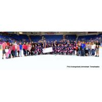 Johnstown Tomahawks 7th annual Faceoff-Against-Cancer night