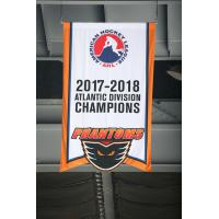 Lehigh Valley Phantoms 2017-2018 Atlantic Division Champions banner