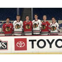Portland Winterhawks captains