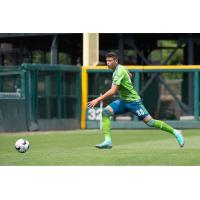 Sam Rogers of Sounders FC 2