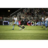 Sacramento Republic FC controls possession vs. Las Vegas Lights FC