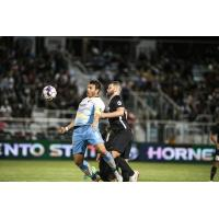 Sacramento Republic FC moves in vs. Las Vegas Lights FC