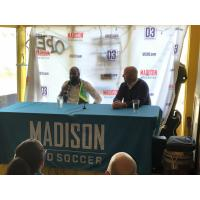 Don Smart and Madison Managing Director Peter Wilt
