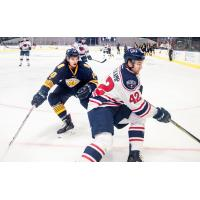Norfolk Admirals vs. the South Carolina Stingrays