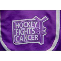Hershey Bears' Hockey Fights Cancer patch
