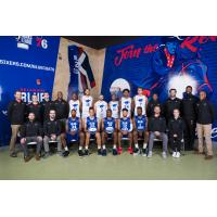 Delaware Blue Coats Unveil New Uniforms at Media Day