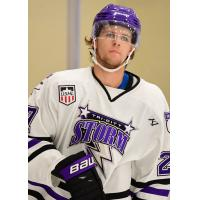 Tri-City Storm forward Filip Forsmark