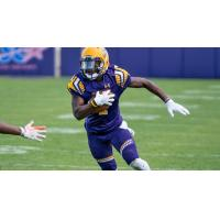 WR D'Angelo Bowie with Western New Mexico University