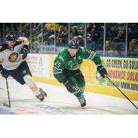 John McCarron of the Florida Everblades