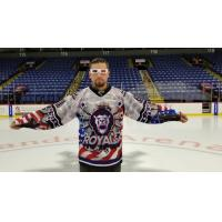 Reading Royals 3-D jersey