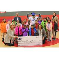 OKC Dodgers Baseball Foundation Helps Provide Winter Coats to Area Elementary Students