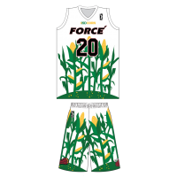 Sioux Falls Skyforce Corn Week uniforms
