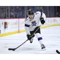 Forward Shane Walsh with the Reading Royals