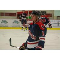 Brendan Datema of the Amarillo Bulls