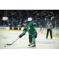 Florida Everblades defenseman Josh Wesley