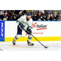 Florida Everblades defenseman Jordon Southorn